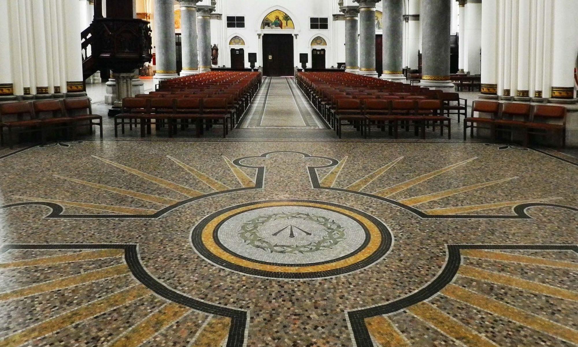De virtuele Sint Norbertuskerk